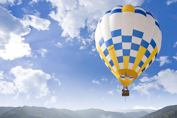 heat balloon物語 あけてびっくり 地元情報 飛騨のたばる箱